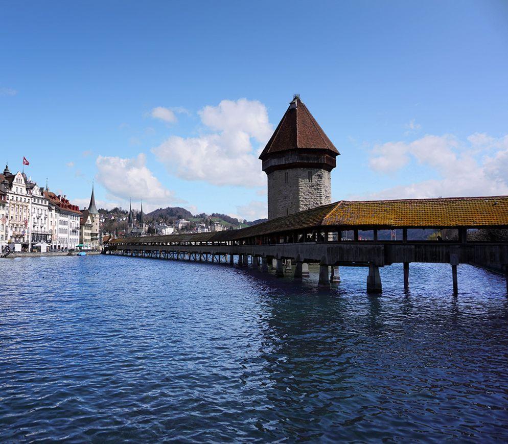 Luzern - Eine Stadt voller Tradition und Trends