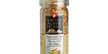 Swiss Alpine Herbs Bio Alpen-Chili-Mix