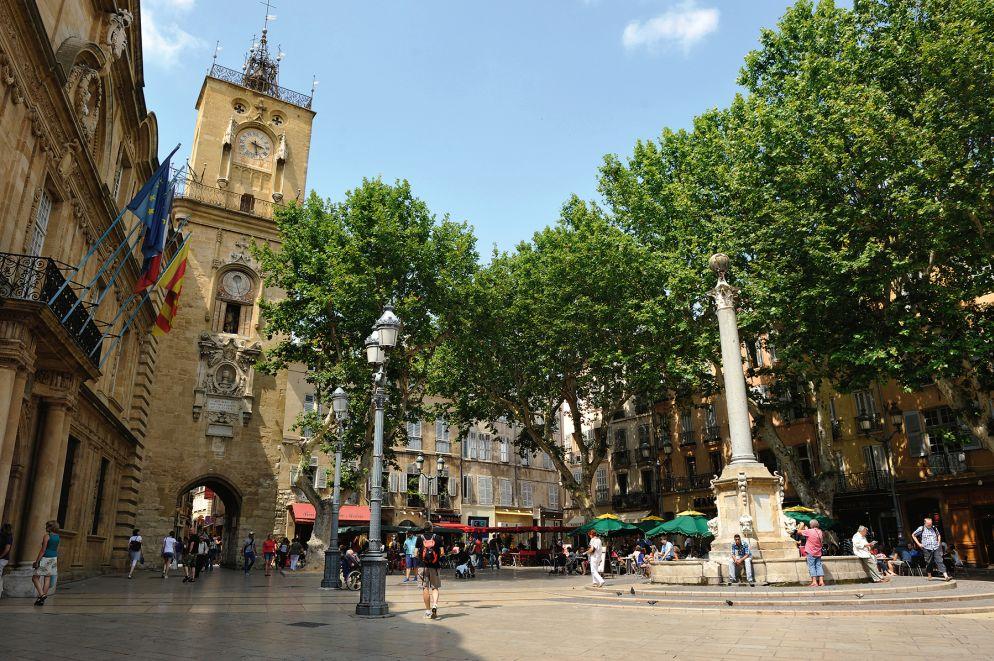 Aix-en-Provence: Das Licht des Südens