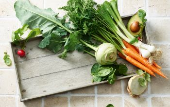 Viel Gemüse - viel Genuss