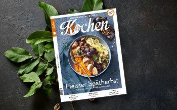 Kochen 2020 /11 Cover