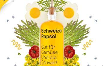 Schweizer Rapsöl ist ein Alleskönner
