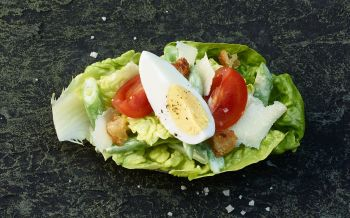 Caesar Salad nach Nizza-Art