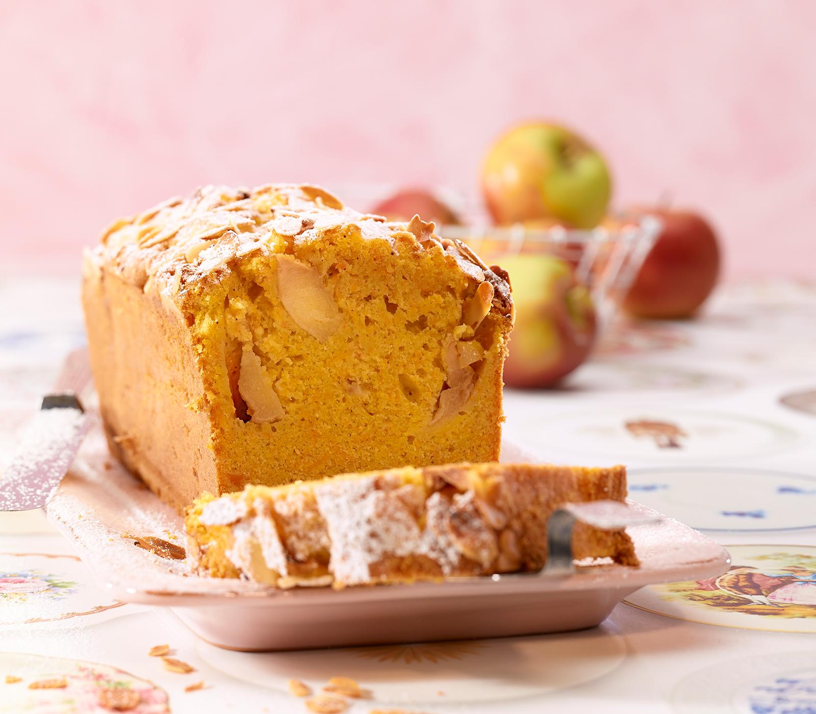 Apfel mandel kuchen wildeisen