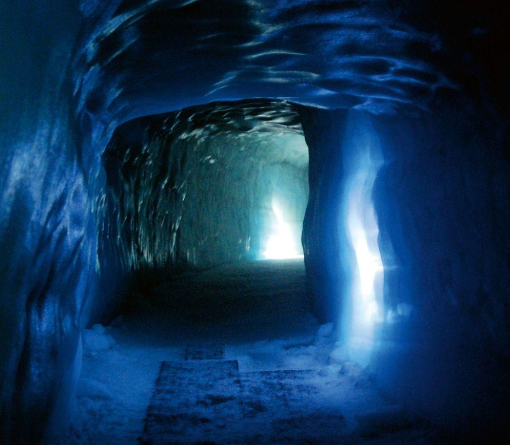 Langjökull-Eishöhle
