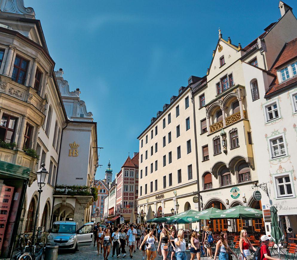 München: Deftige Küche in neuem Gewand