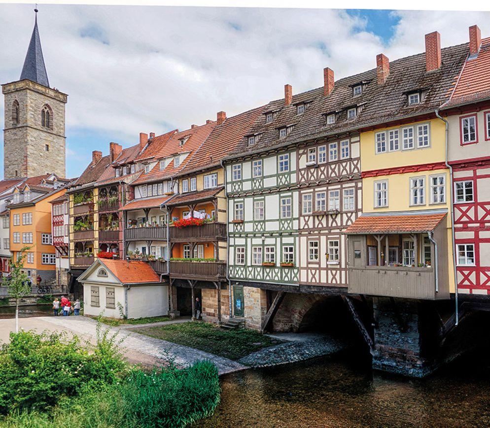 Thüringen - im Herzen Deutschlands