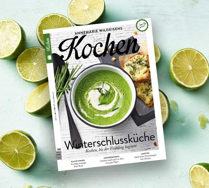 Kochen Annemarie Wildeisen 3 Cover