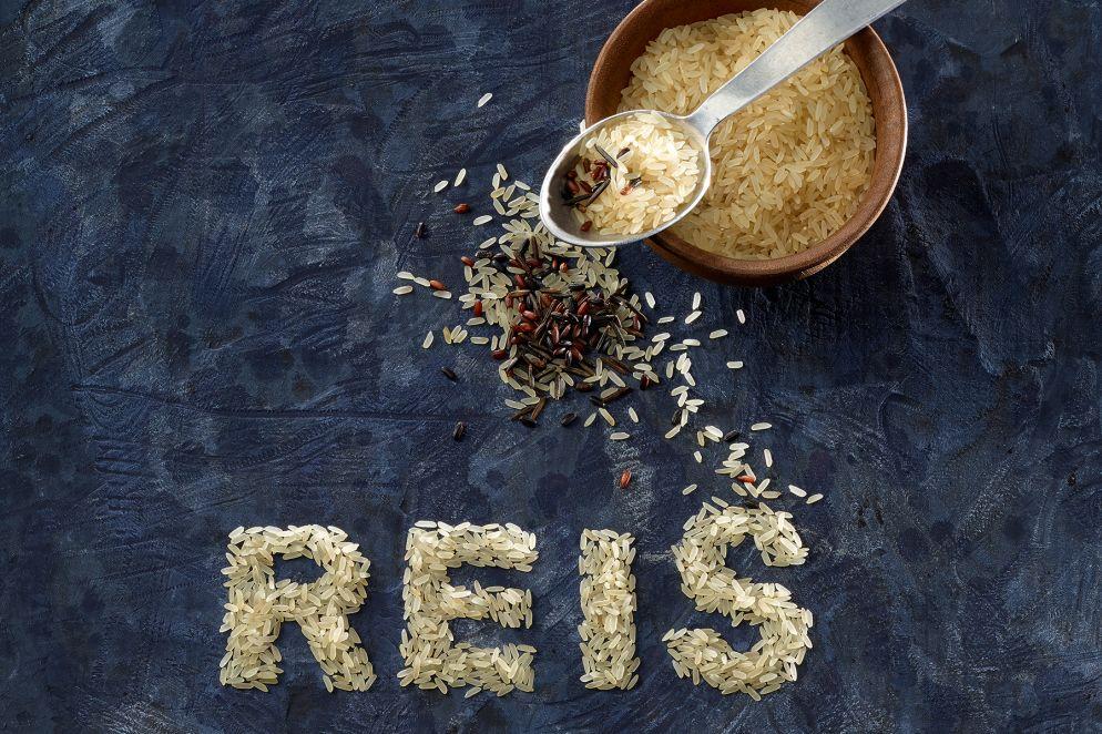 Vielfältiger Reis
