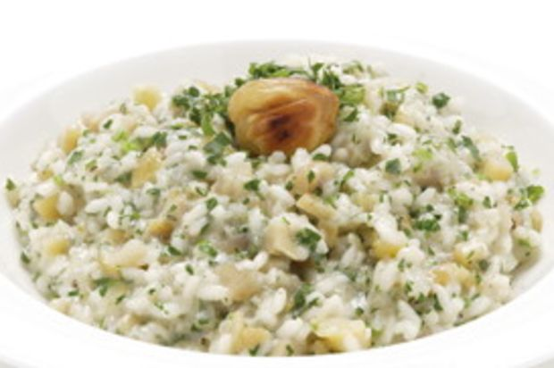 Marroni-Risotto
