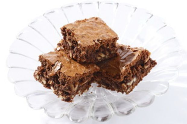 Mandel-Brownies
