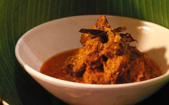 Sri-Lanka-Curry mit Rind