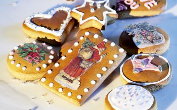 Traditioneller Lebkuchen