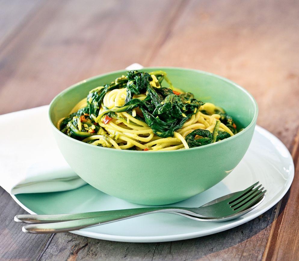 """<a href=""""https://www.wildeisen.ch/rezepte/spaghetti-mit-curry-spinat"""" target=""""_blank"""">Spaghetti mit Curry-Spinat</a>"""