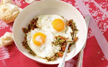 Mehr zeit zum geniessen annemarie wildeisens kochen - Eier weich kochen zeit ...