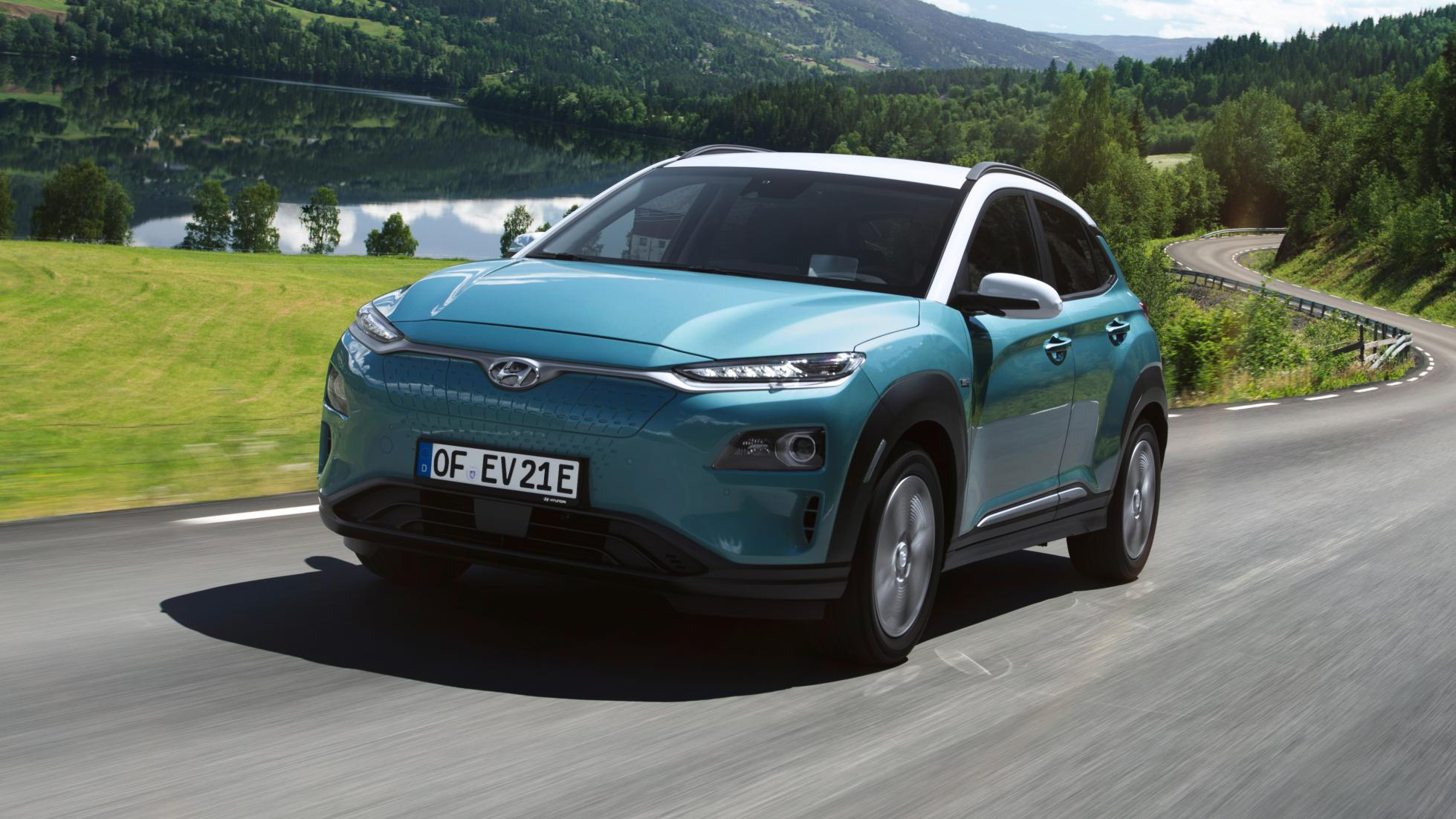 Hyundai Kona Electric review: new BEV tested