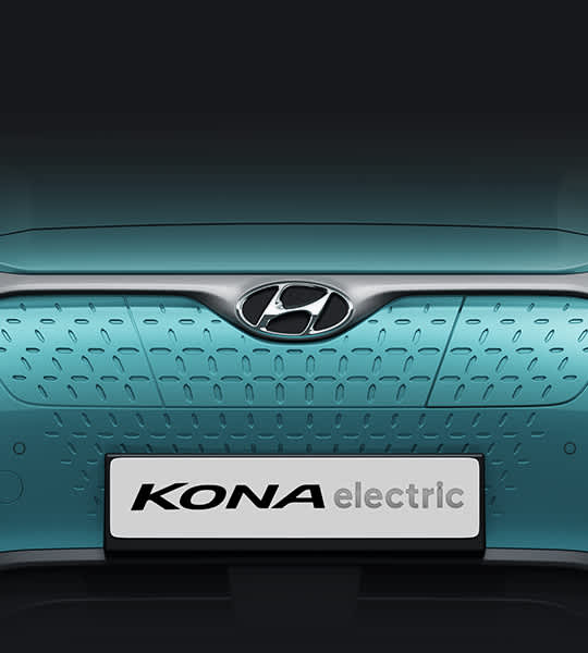 Kona electric exterior front sub2