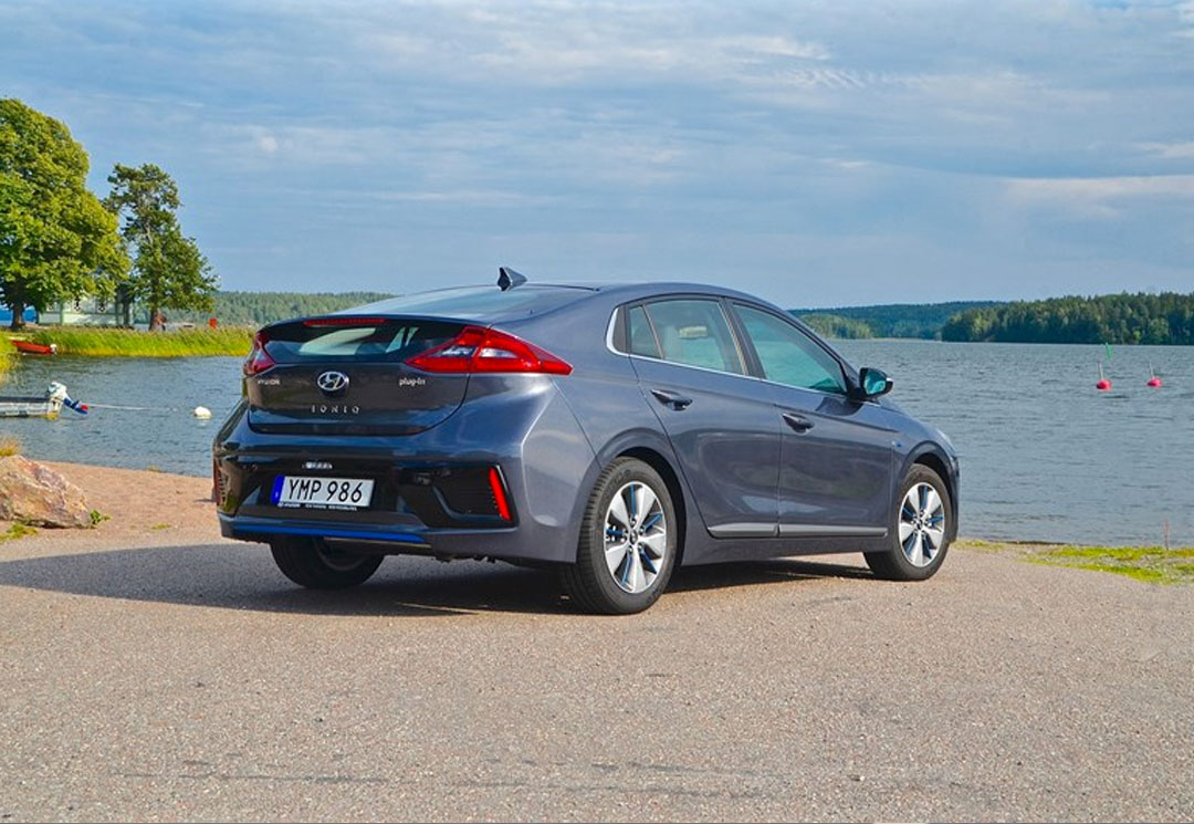TEST: Hyundai IONIQ plug-in