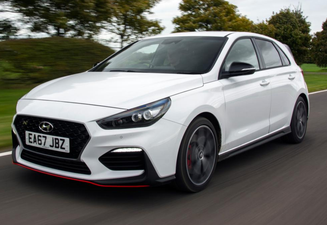 New Hyundai i30 N 2017 review