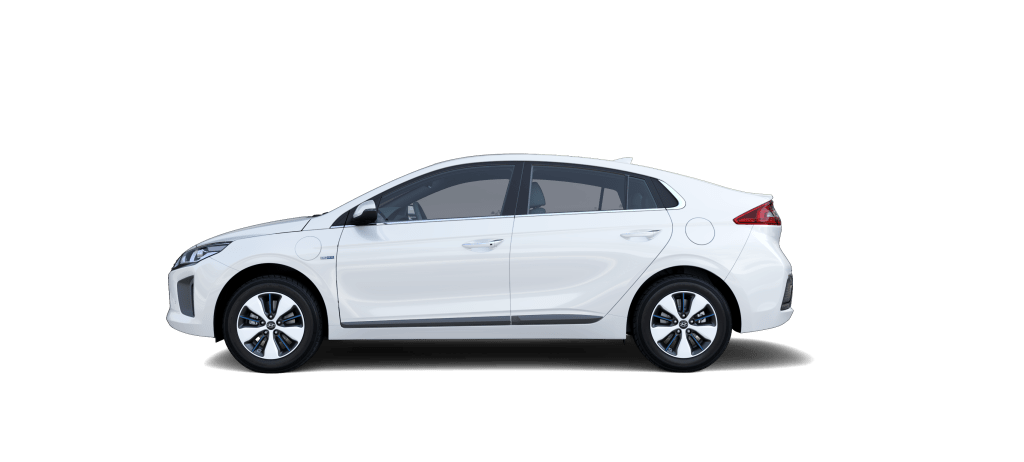 IONIQ-plug-in-tjanstebil