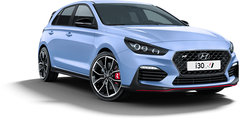 i30 PD N Performance Blue
