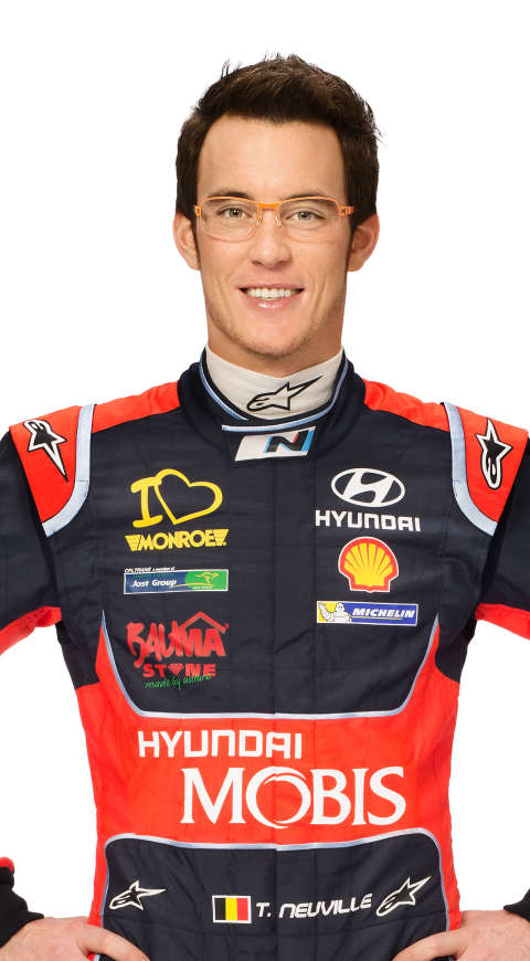 WRC - Thierry - Neuville