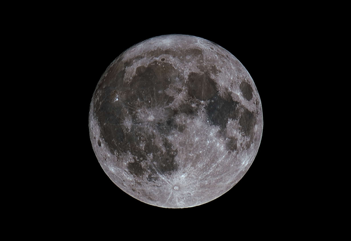 Full Moon 24th September 2018