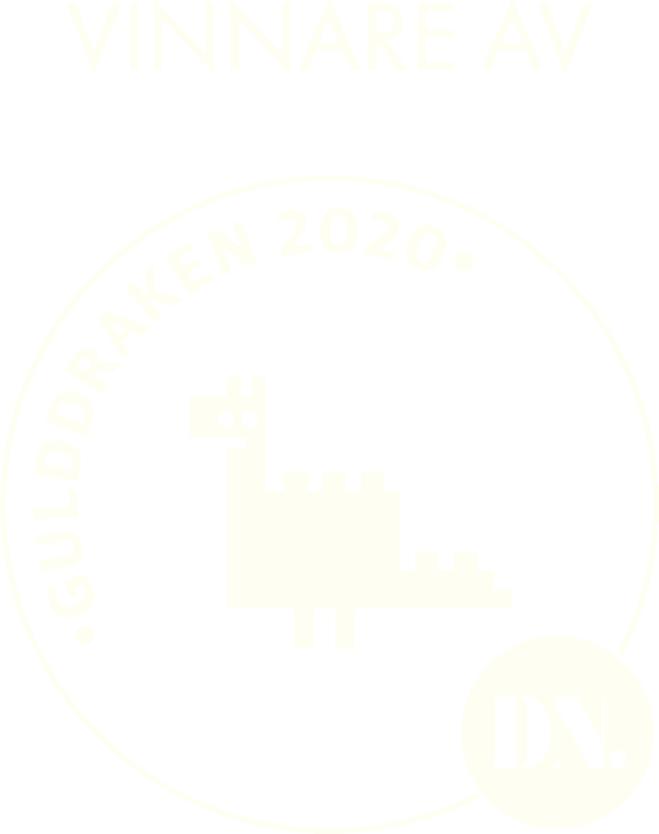 Vinnare av Gulddraken 2020