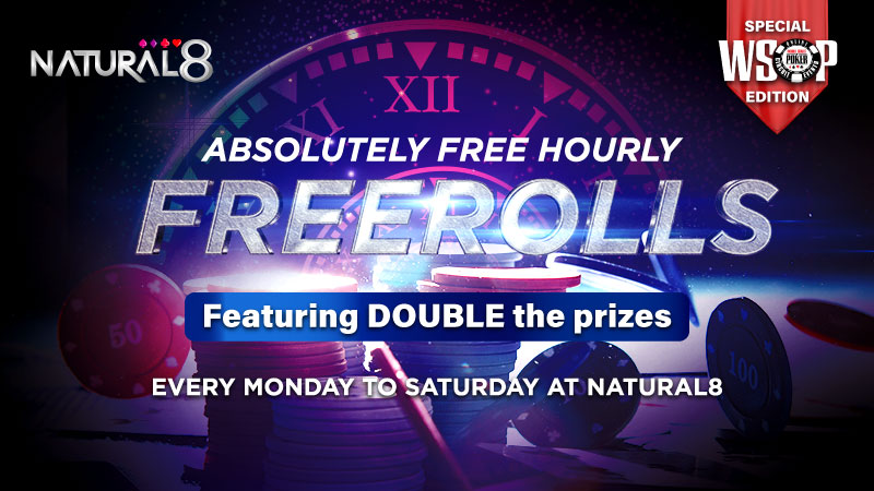 Natural8 wsop-Hourly-Freerolls