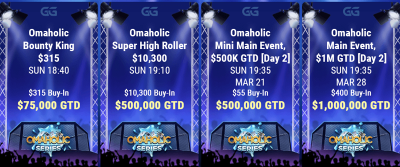 Omaholic Series Highlights