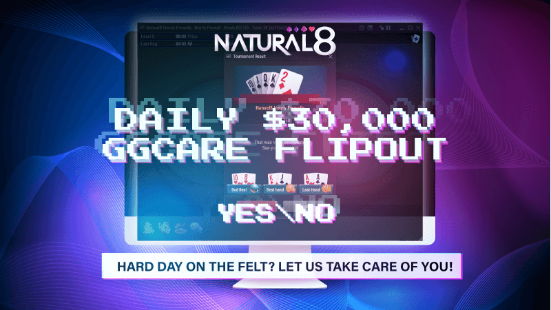 GGCare $30,000 Daily Flipout