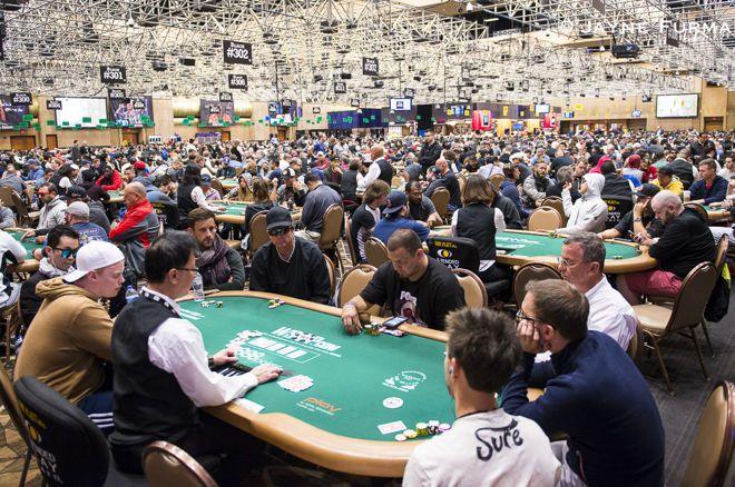World Series of Poker 2021 Las Vegas
