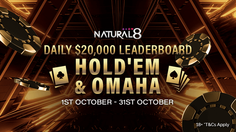 Texas Holdem and Omaha Leaderboard Poker Promotions