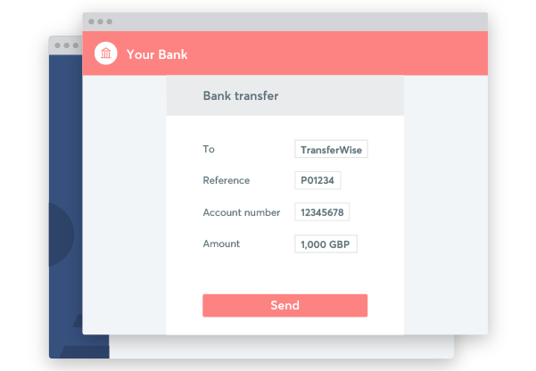 Your bank's internet banking