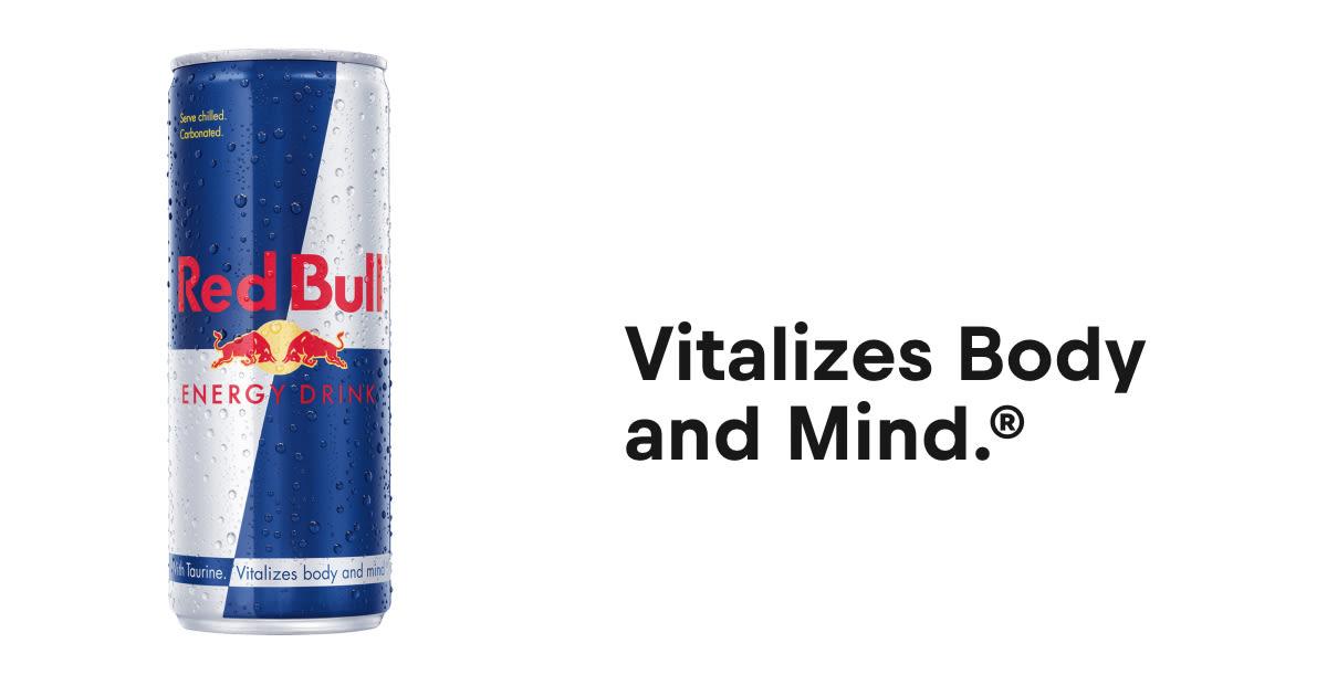 Red Bull Energy Drink :: Energy Drink