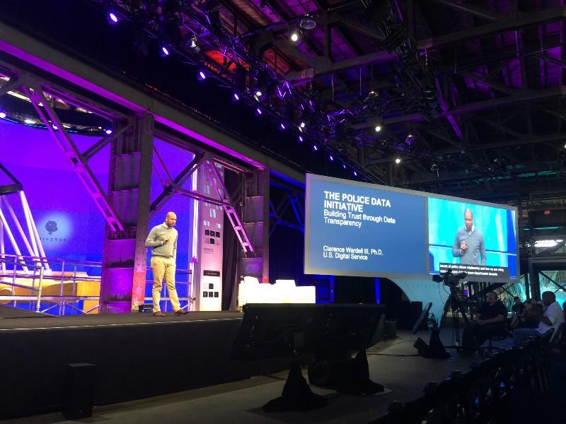 GitHub Universe liveblog: Clarence Wardell, U.S. DigitalService