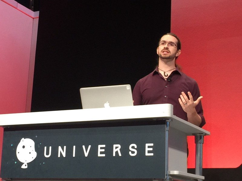 "GitHub Universe liveblog: ""Open source for National Security"""