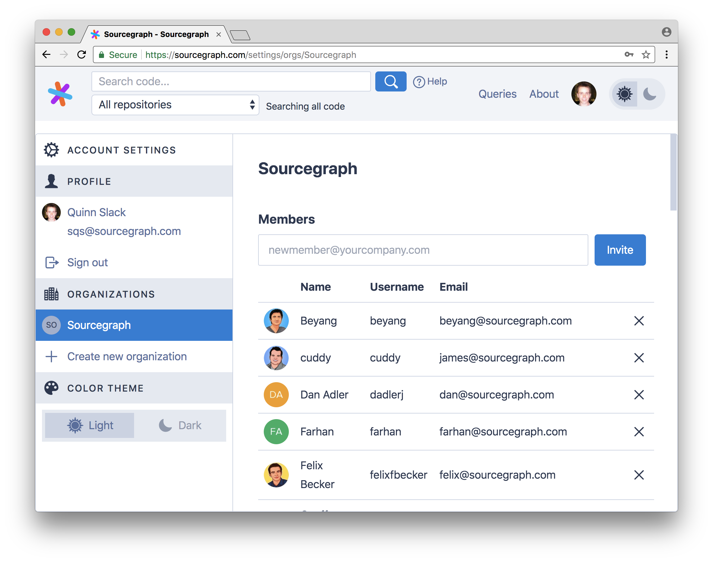 Introducing Sourcegraph 2.3