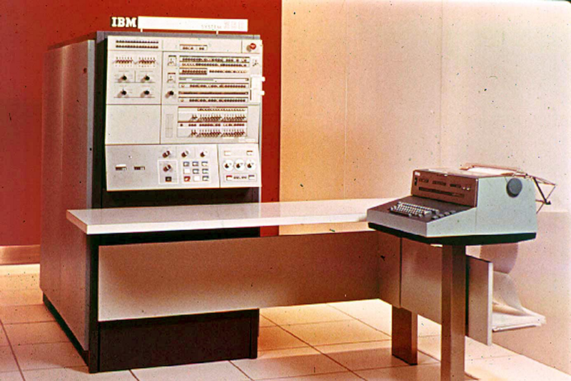 What we can learn from the IBM System/360, the first modular, general-purpose computer