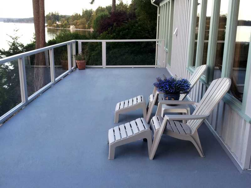 Balcony and Deck repairs and coatings
