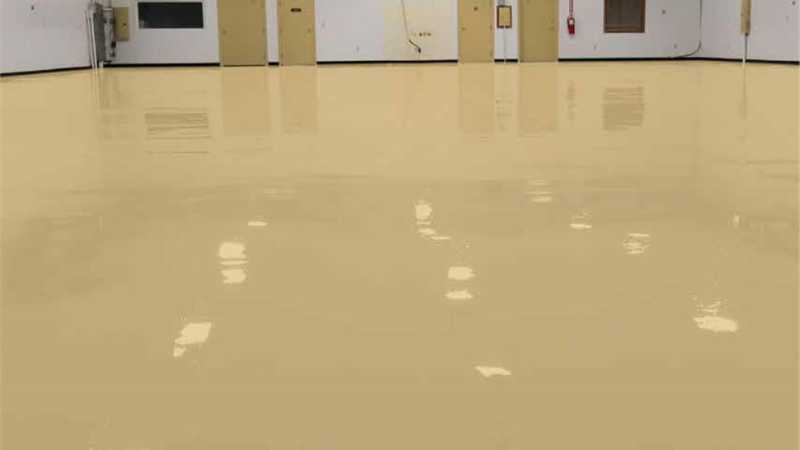 Concrete Coating and Epoxy
