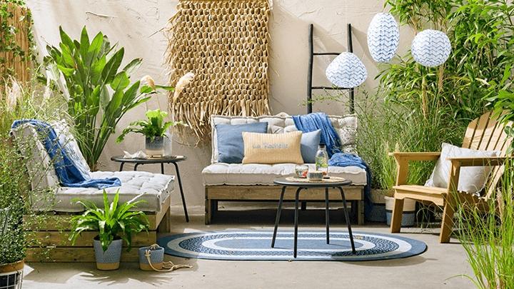 Verander Je Tuin In Een Strandtuin Leen Bakker