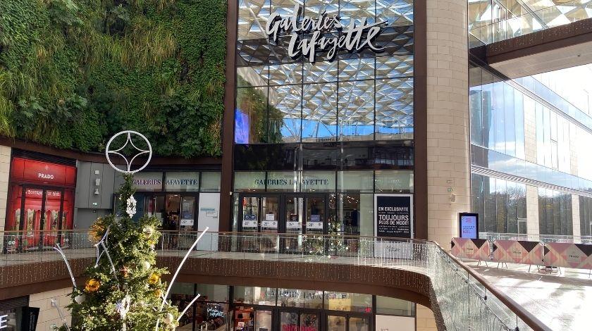 Magasin Galeries Lafayette Marseille Prado | Galeries Lafayette