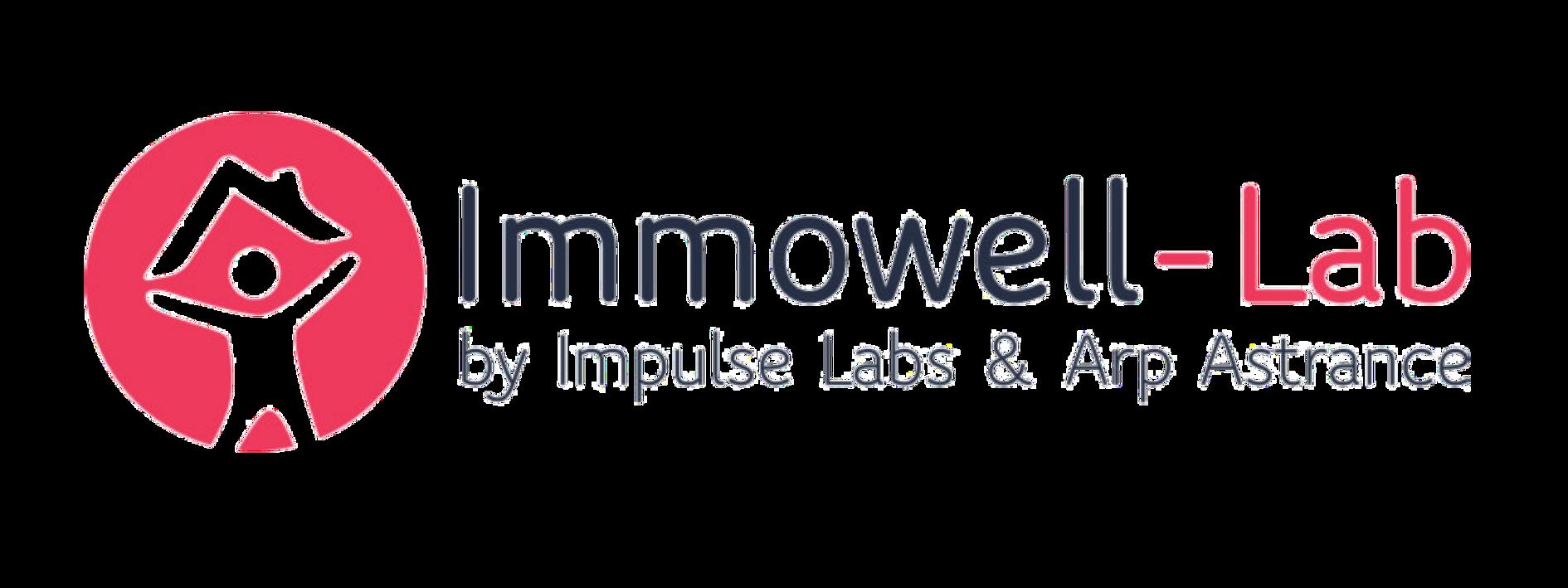 Immowell lab logo