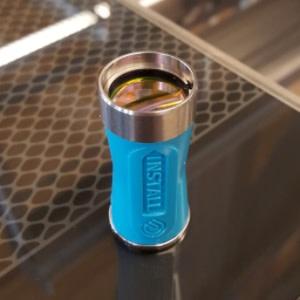 V1 Lens on Tool Showing Bowl