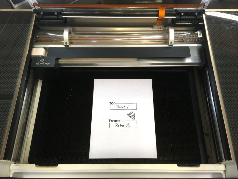 Put Your Artwork in Your Glowforge