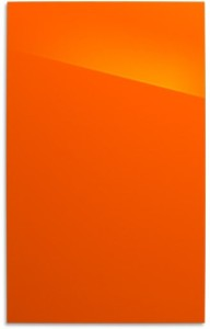 OrangeAcrylic Medium TopDown