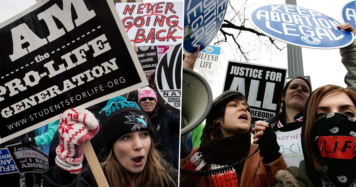 anti-abortion Pro-life student societies