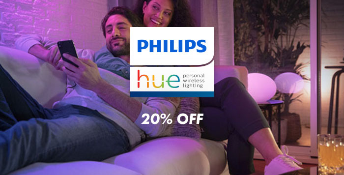 PHILIPS HUE CATEGORY FEATURED
