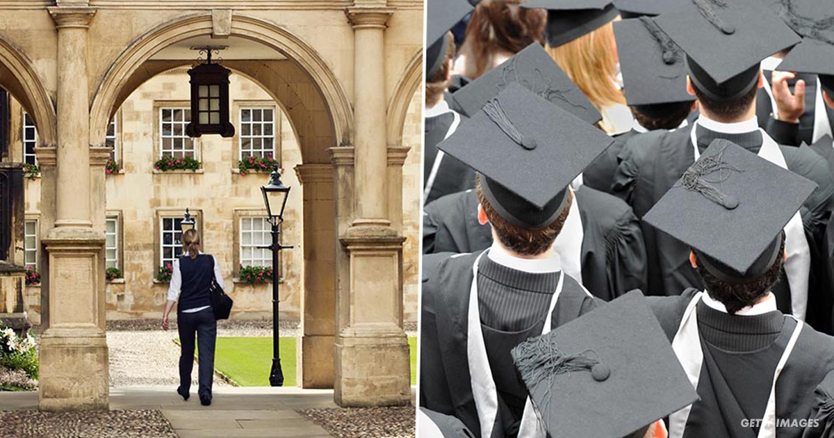 UK universities slip down world rankings